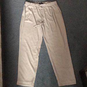 Zara drawstring pants